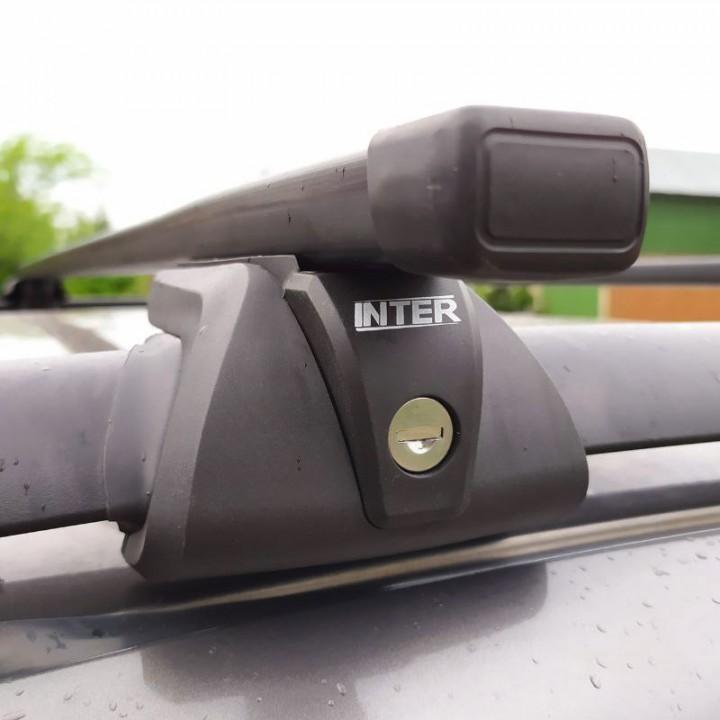 Багажник TITAN с замками