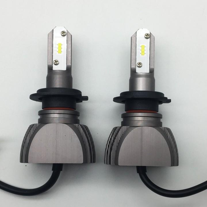 Комплект ламп Allroad Q3-H7 (PX26d) 9-32V 20W