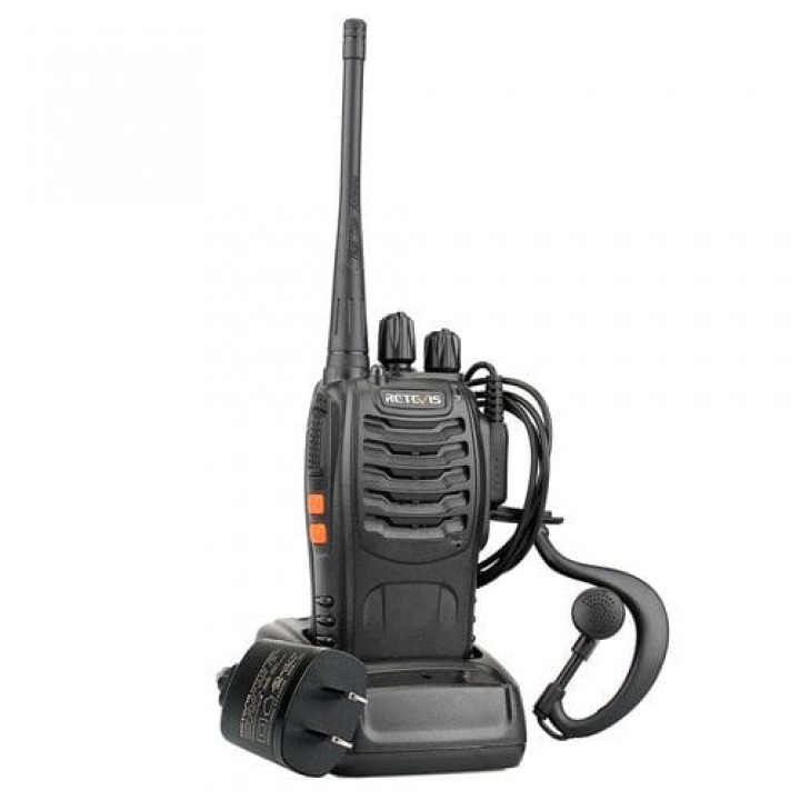 Retevis H777 - рация диапазона 400-470 МГц